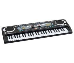 Academy of Music TY906 Electronic Keyboard - Black