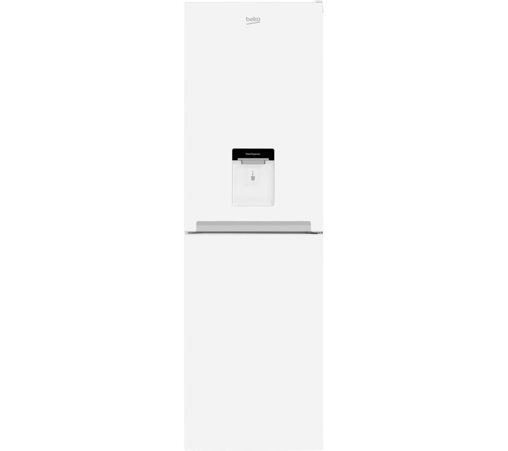 BEKO CFG3582DW 50/50 Fridge Freezer - White, White