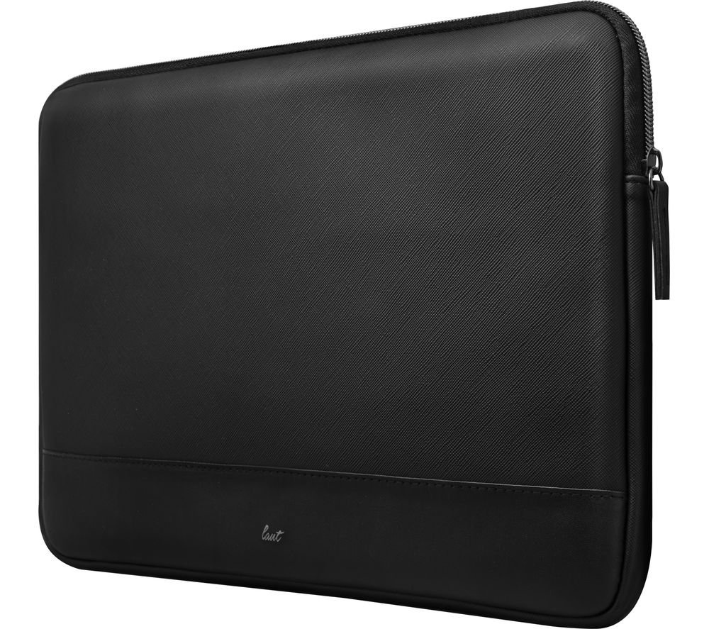 "LAUT PRESTIGE 13"" MacBook Sleeve - Black"
