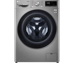 AI DD V6 FWV685SSE WiFi-enabled 8 kg Washer Dryer - Graphite