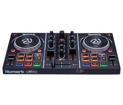 Party Mix DJ Controller - Black