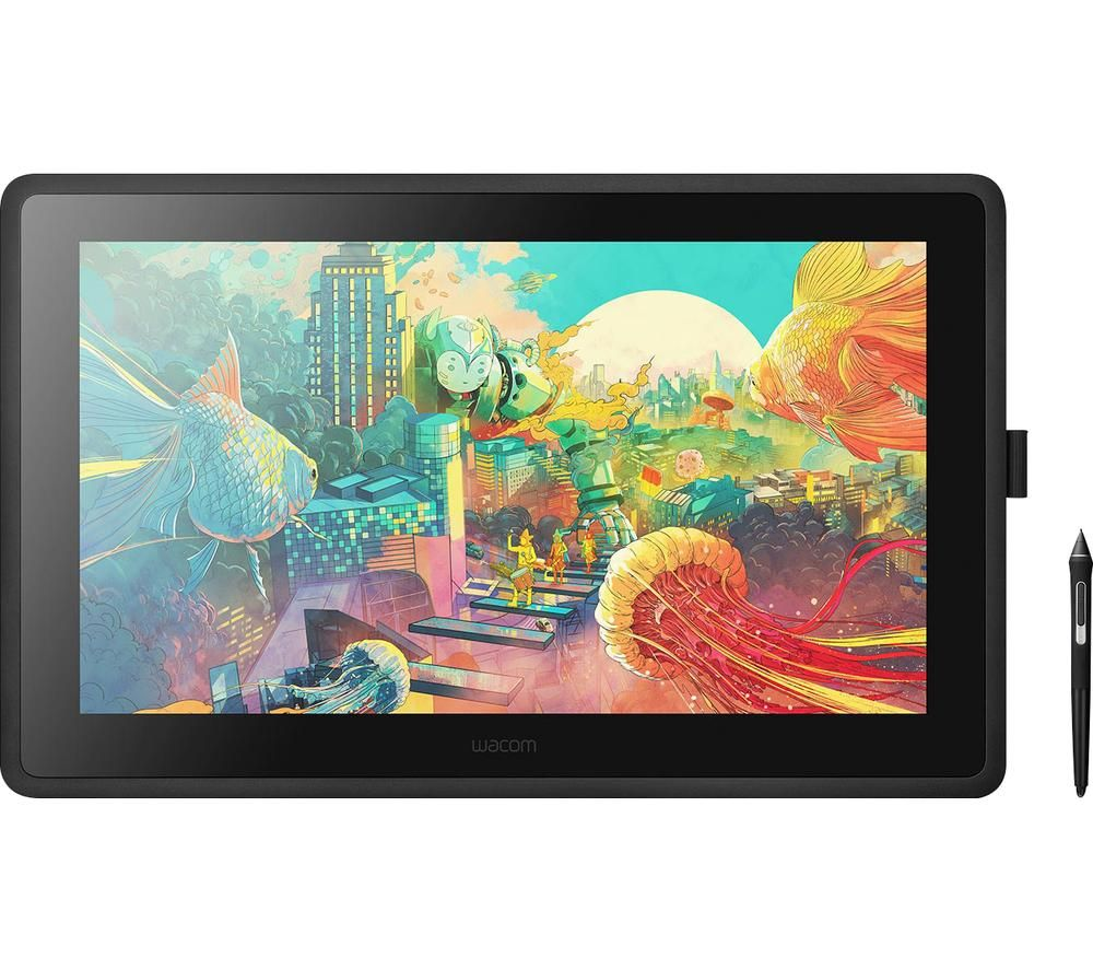 "WACOM Cintiq 22 DTK2260K0A 21.5"" Graphics Tablet"