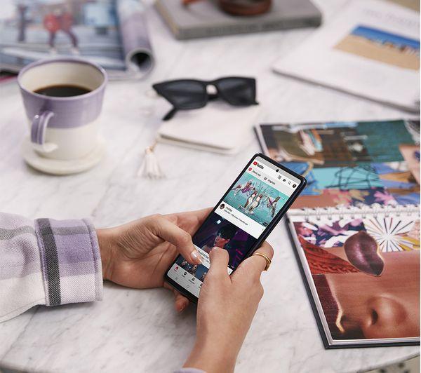 Samsung Galaxy S20 FE - 128 GB, Cloud Navy 5