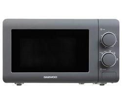 SDA1961 Solo Microwave - Grey