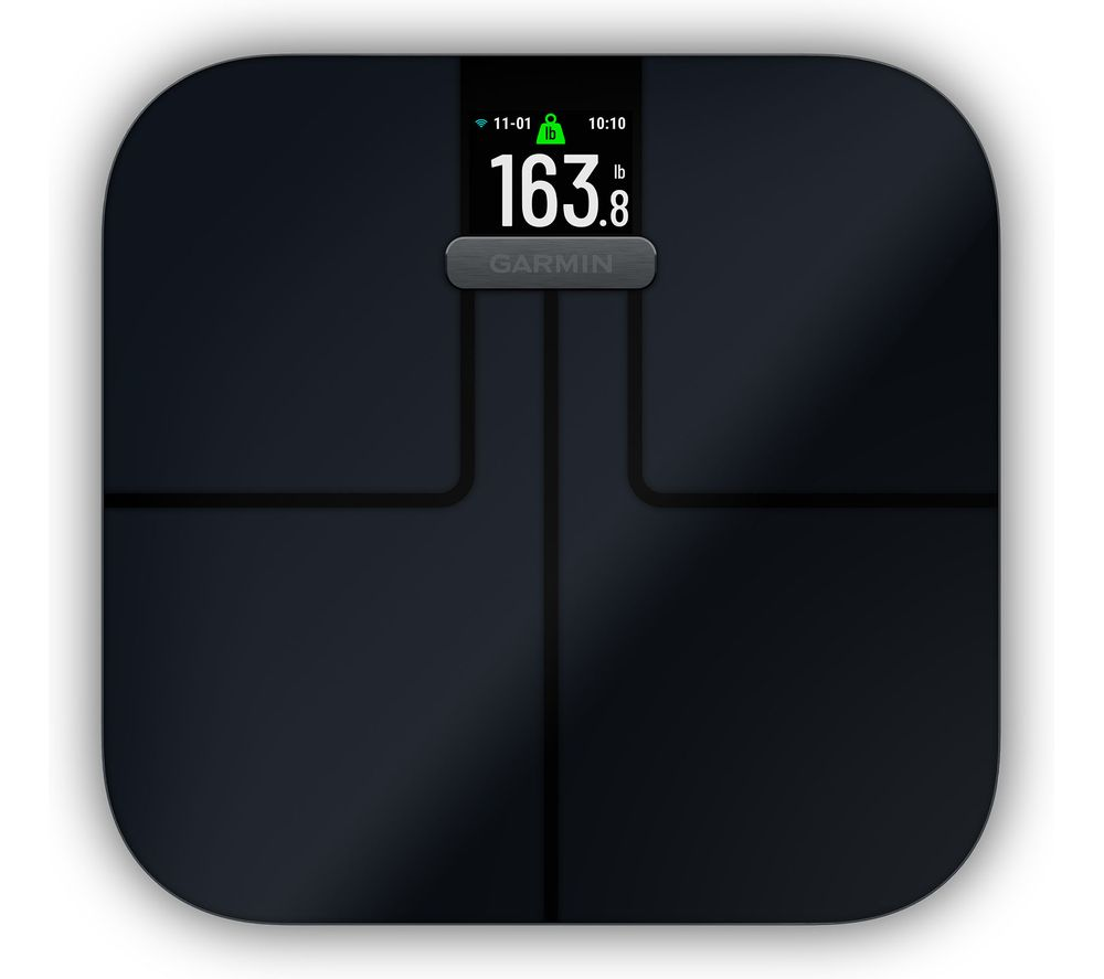 GARMIN Index S2 Smart Scale - Black