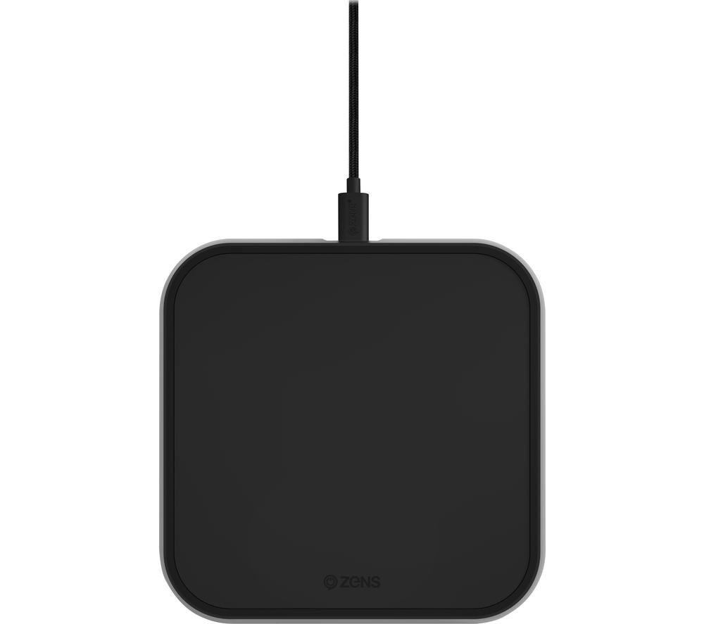 ZENS ZESC11B/NA Wireless Charging Pad - Black