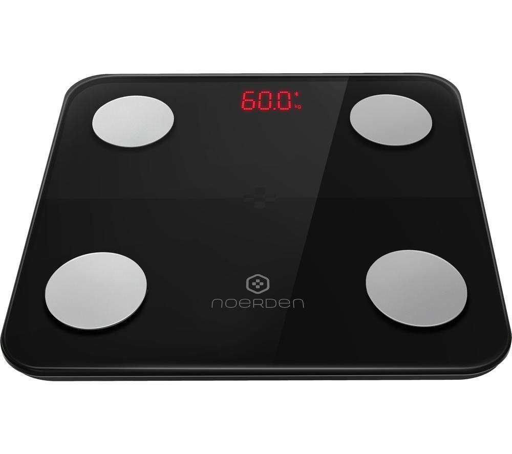 NOERDEN Minimi Smart Scale - Black