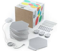 Shapes Hexagon Smart Lights Starter Kit - Pack of 15