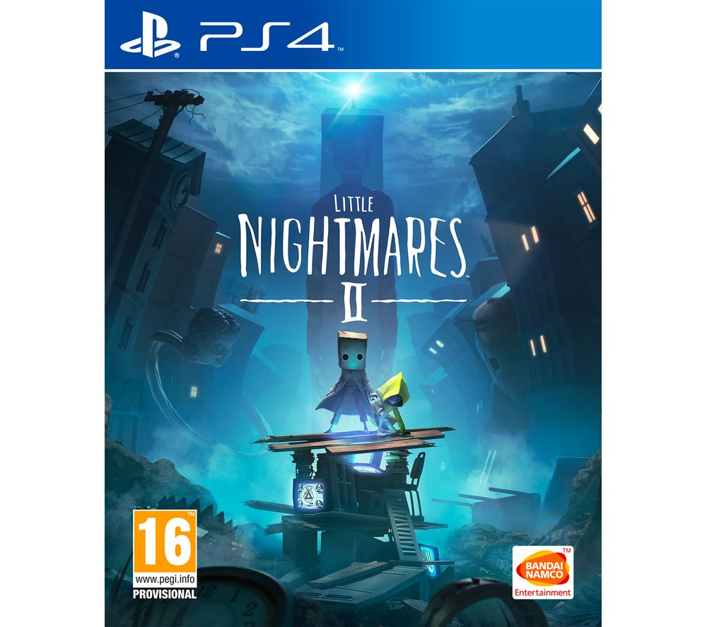 PLAYSTATION Little Nightmares II: Day 1 Edition