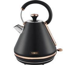 Cavaletto T10044RG Traditional Kettle - Black