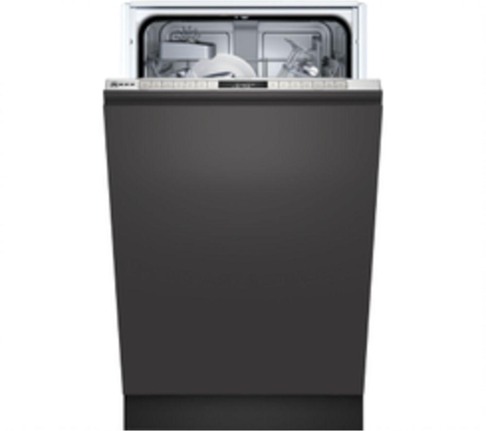NEFF N 50 S875HKX20G Slimline Fully Integrated WiFi-enabled Dishwasher
