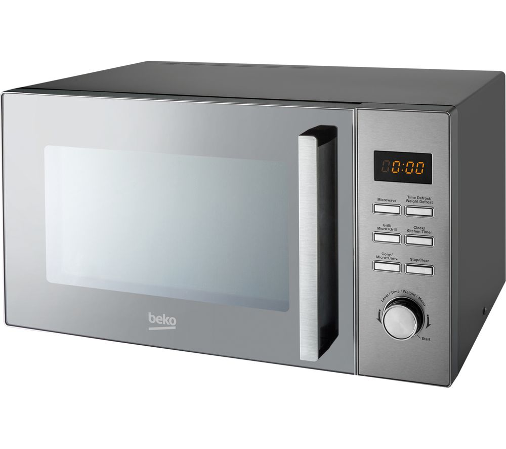 BEKO MCF28310X Compact Combination Microwave -û Stainless Steel