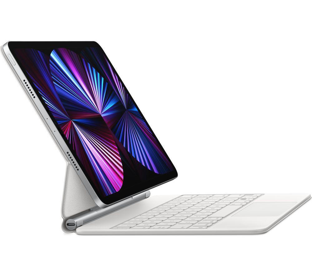 APPLE iPad Pro 11inch (3rd gen) Magic Keyboard - White