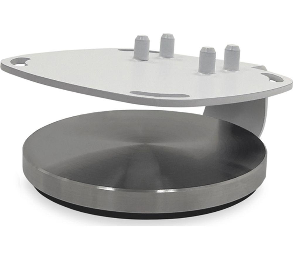 AVF AKVDSS1W1 Sonos One & Play:1 Desk Stand Fixed Speaker Bracket - White, White