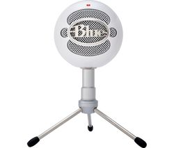 BLUE Snowball Ice Microphone - White
