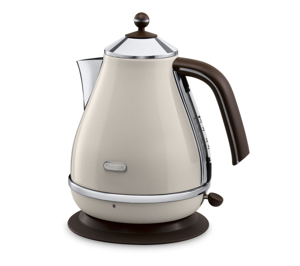 Compare retail prices of Delonghi Icona Vintage KBOV3001BG Jug Kettle to get the best deal online