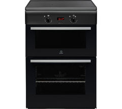 INDESIT ID6IVS2A 60 cm Electric Induction Cooker - Anthracite