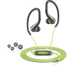 SENNHEISER OCX 684i Headphones - Green