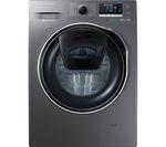 SAMSUNG AddWash WW80K6414QX Washing Machine - Graphite