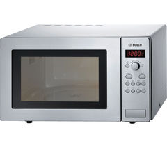 BOSCH HMT84M451B Solo Microwave - Stainless Steel Best Price, Cheapest Prices