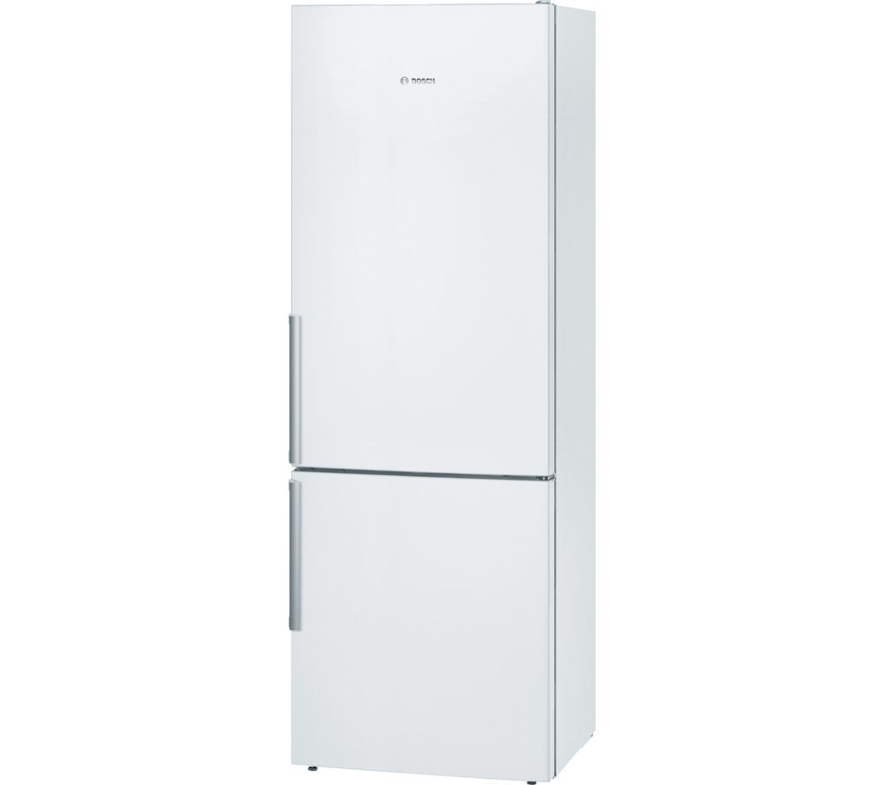 BOSCH Serie 6 KGE49BW41G 70/30 Fridge Freezer - White
