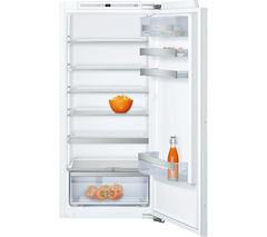 NEFF N70 KI1413F30G Integrated Tall Fridge - White
