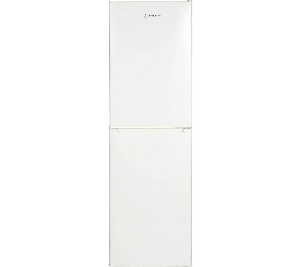 LEC TS55184W 50/50 Fridge Freezer - White