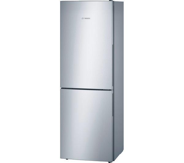 Image of BOSCH KGV33VL31G 60/40 Fridge Freezer - Silver