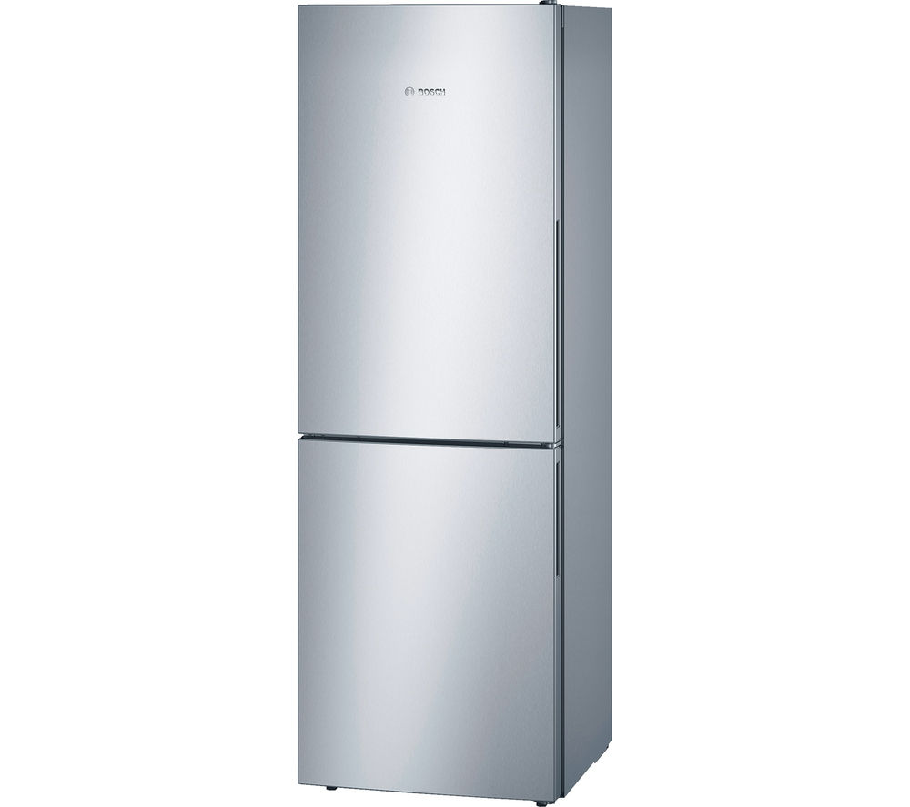 BOSCH KGV33VL31G 60/40 Fridge Freezer - Silver