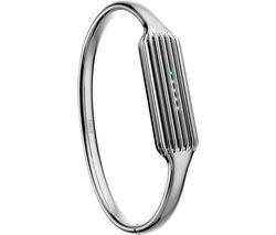 FITBIT Flex 2 Accessory Bangle - Silver, Large