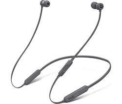 BEATS X Wireless Bluetooth Headphones - Grey