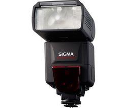 SIGMA EF-610 DG SUPER Flashgun - for Nikon