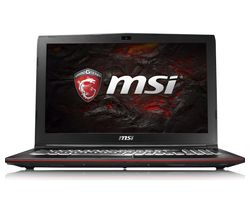 "MSI Leopard GP62M 7RD 15.6"" Gaming Laptop - Black"