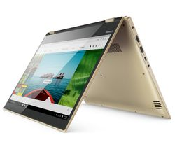 "LENOVO Yoga 520 14"" Touchscreen 2 in 1 - Gold Metallic"