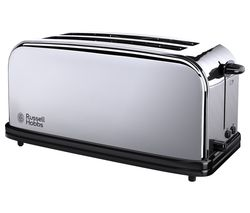 RUSSELL HOBBS Classic 23520 4-Slice Toaster - Stainless Steel