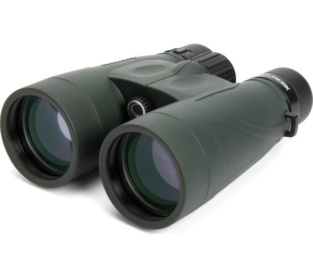 CELESTRON Nature DX 8 x 56 mm Binoculars - Green