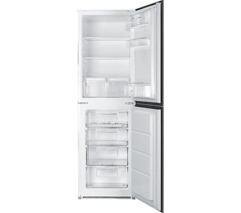 SMEG UKC3170P Integrated 50/50 Fridge Freezer