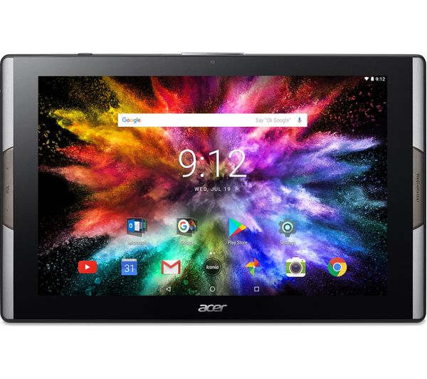"Image of ACER Iconia A3-A50 FHD 10.1"" Tablet - 64 GB, Black"