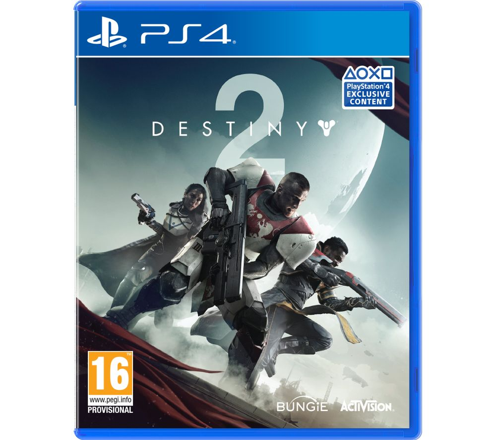 Image of SONY Destiny 2 - PlayStation 4, Red
