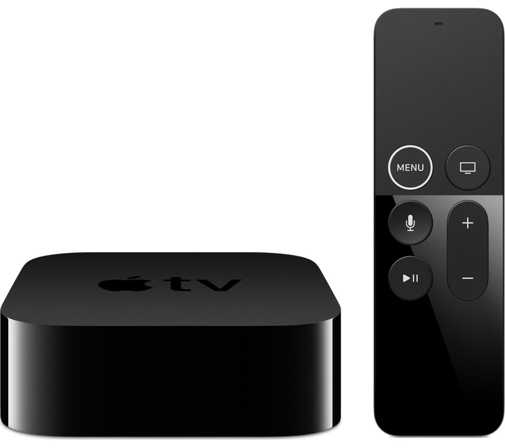 APPLE TV 4K with Siri - 64 GB