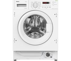 AMICA AWT714S Integrated 7 kg 1400 Spin Washing Machine Best Price, Cheapest Prices