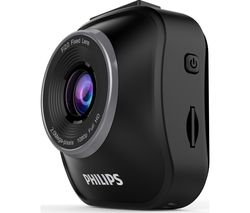 PHILIPS GoSure ADR620 Dash Cam - Black
