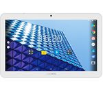 £89.99, ARCHOS Access 101 3G Tablet - 16 GB, White, Android 7.0 (Nougat), Standard resolution display, Store up to 3 hours of HD video / up to 3700 photos, Battery life: Up to 7 hours, microSD card reader,