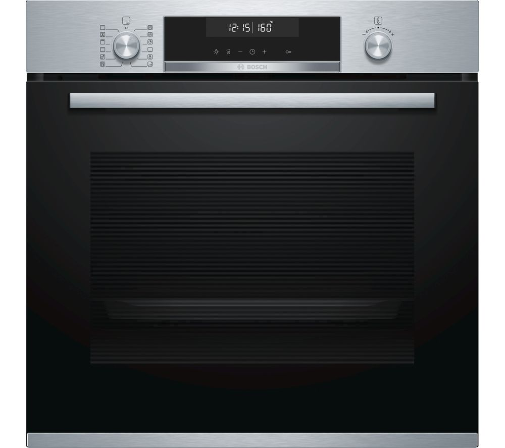 BOSCH Serie 6 HBG5585S0B Electric Oven - Stainless Steel