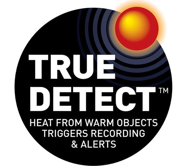 SWANN SWPRO-1080MSDPK2-UK Thermal Sensing Dome Security Camera - Twin Pack