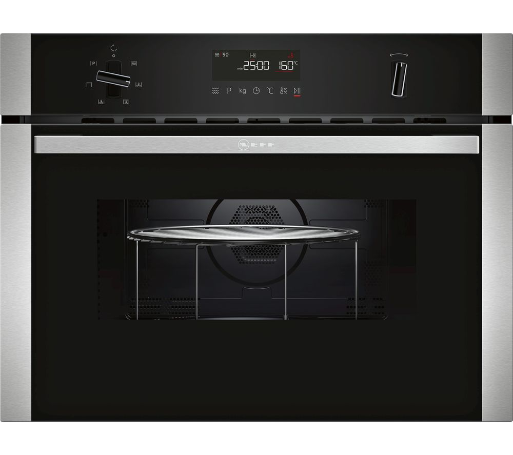 Buy Neff C1amg83n0b Built In Combination Microwave