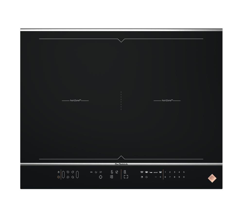 DE DIETRICH DPI7688XS Electric Induction Hob - Black