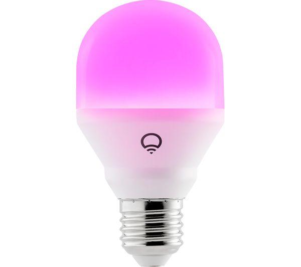 Image of LIFX Mini Colour Smart Bulb - E27