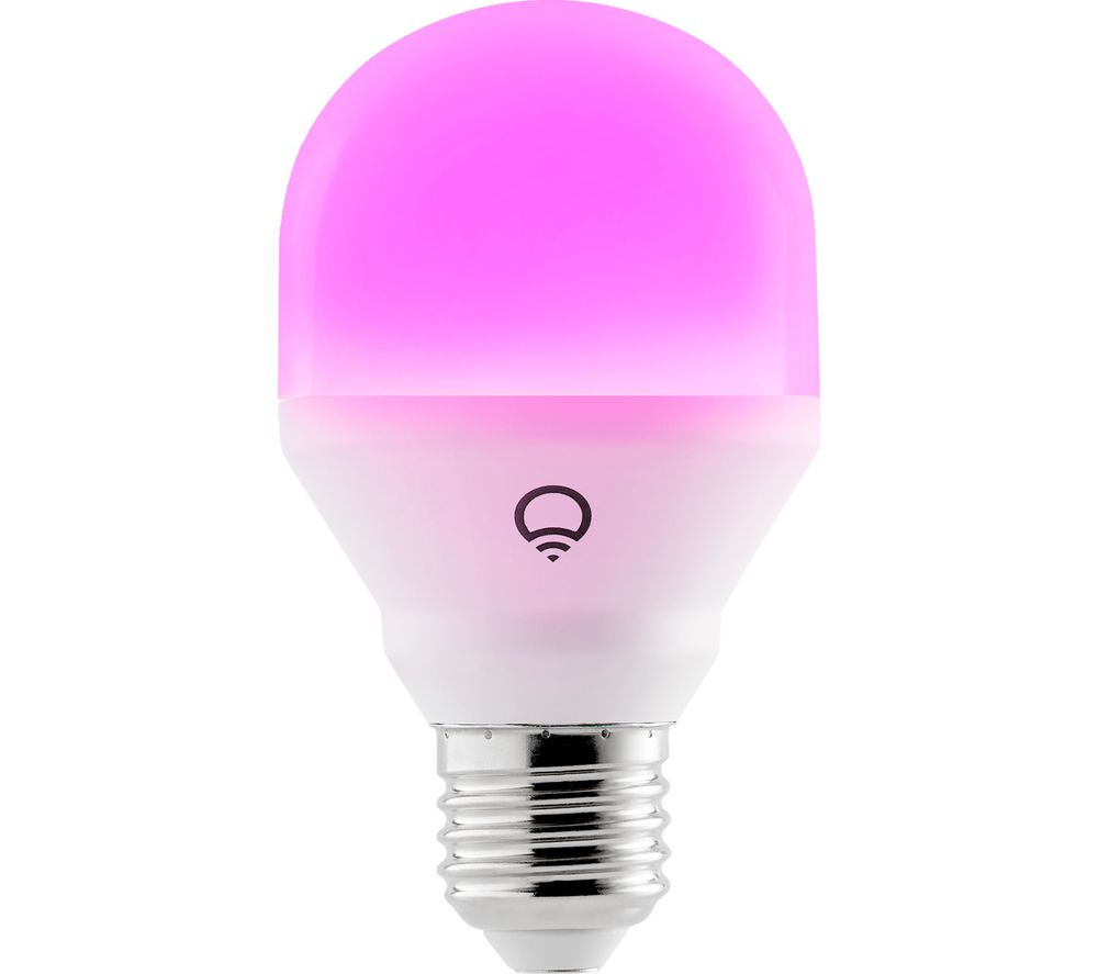 LIFX Mini Colour Smart Bulb - E27
