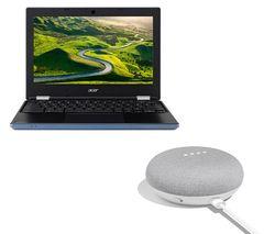 """ACER CB3-131 11.6"""" Chromebook - Blue"""